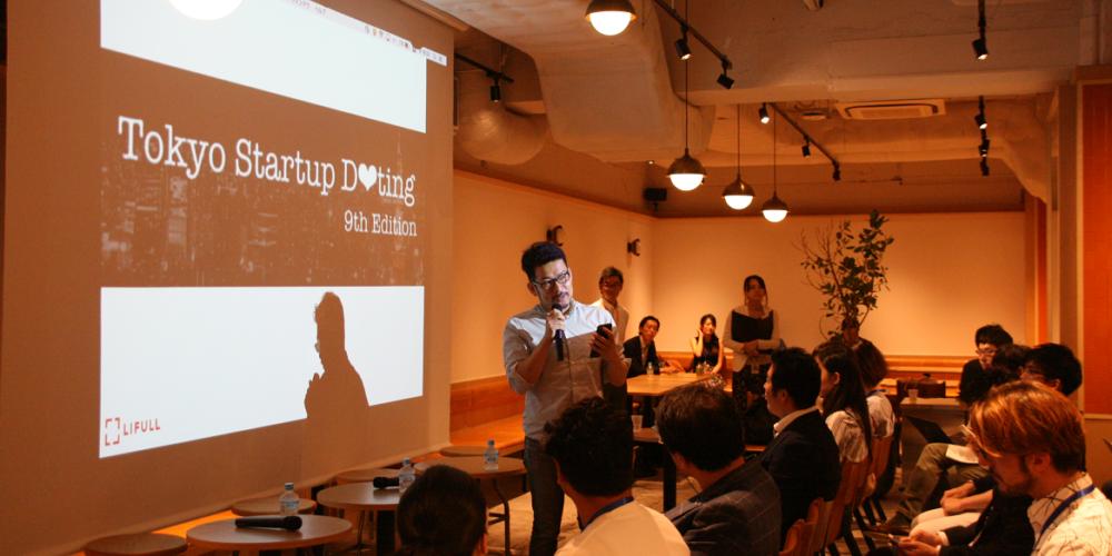 Startup dating tokyo
