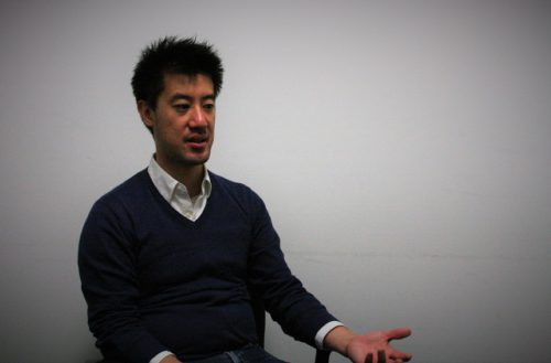 Tak Lo, managing director of Zeroth.ai