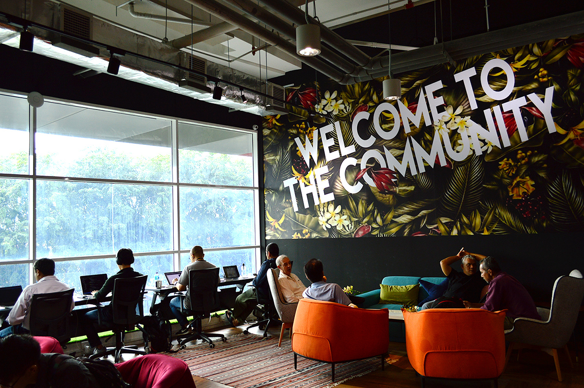 WORQ is among a growing community of state-of-the art co-working spaces in Malaysia.
