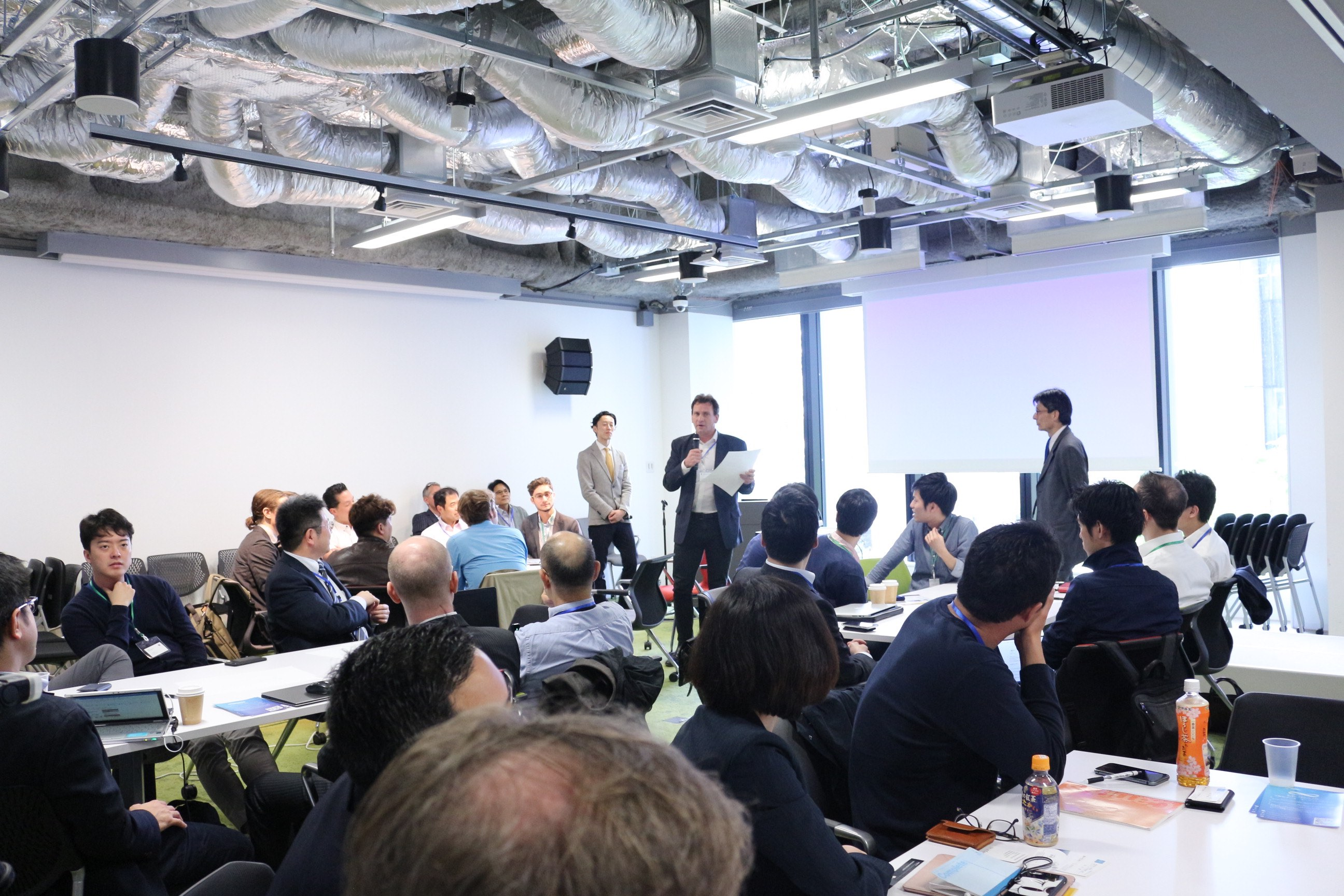 """Japan Tech Leaders Summit focused on """"Industry 5.0"""": technological and business shifts that innovators should be mindful of in the years ahead."""