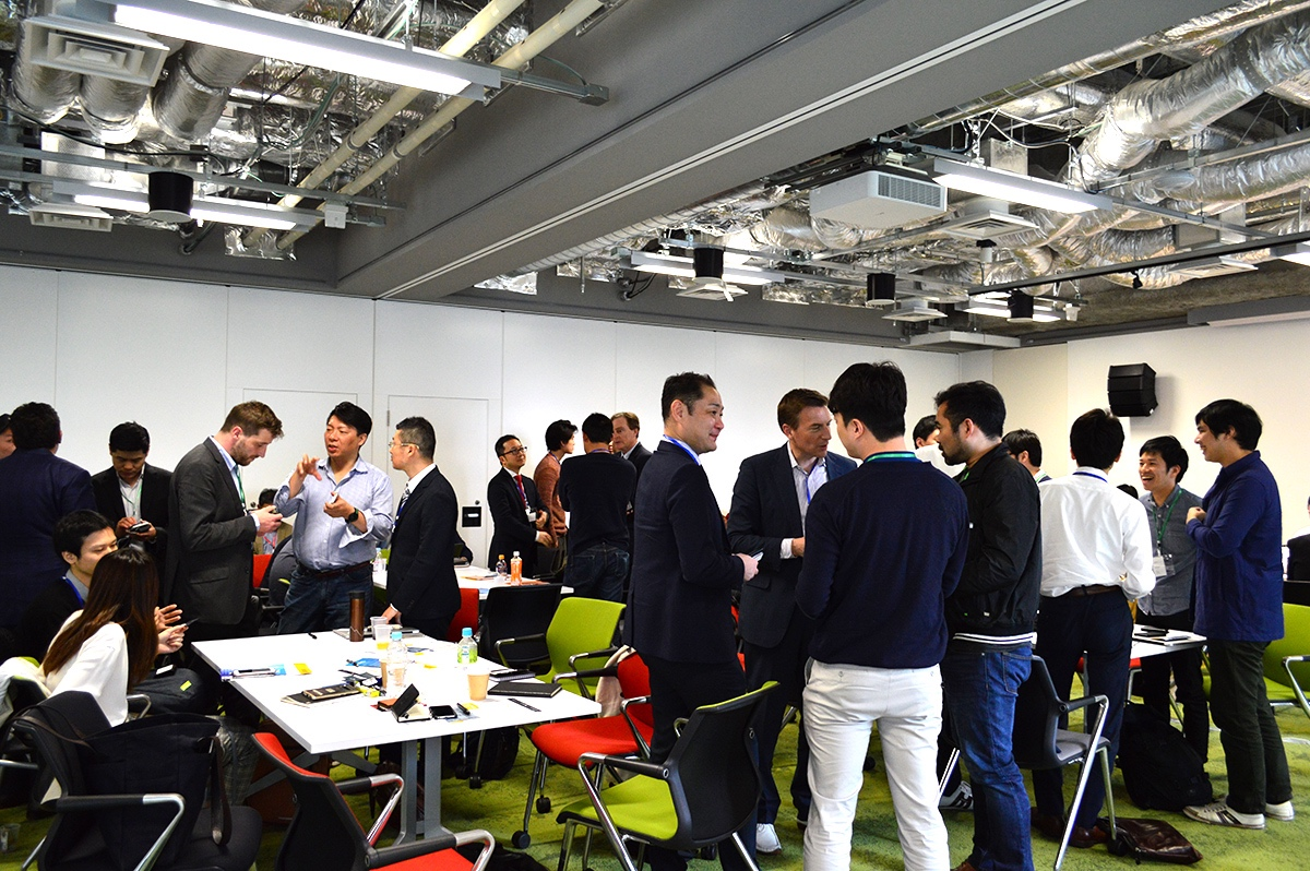 A private summit co-hosted by addlight Inc., Millennium 7 Capital, and Mitsubishi Estate Co. Ltd, JTLS brought together global leaders from corporate, VC, and startup worlds.