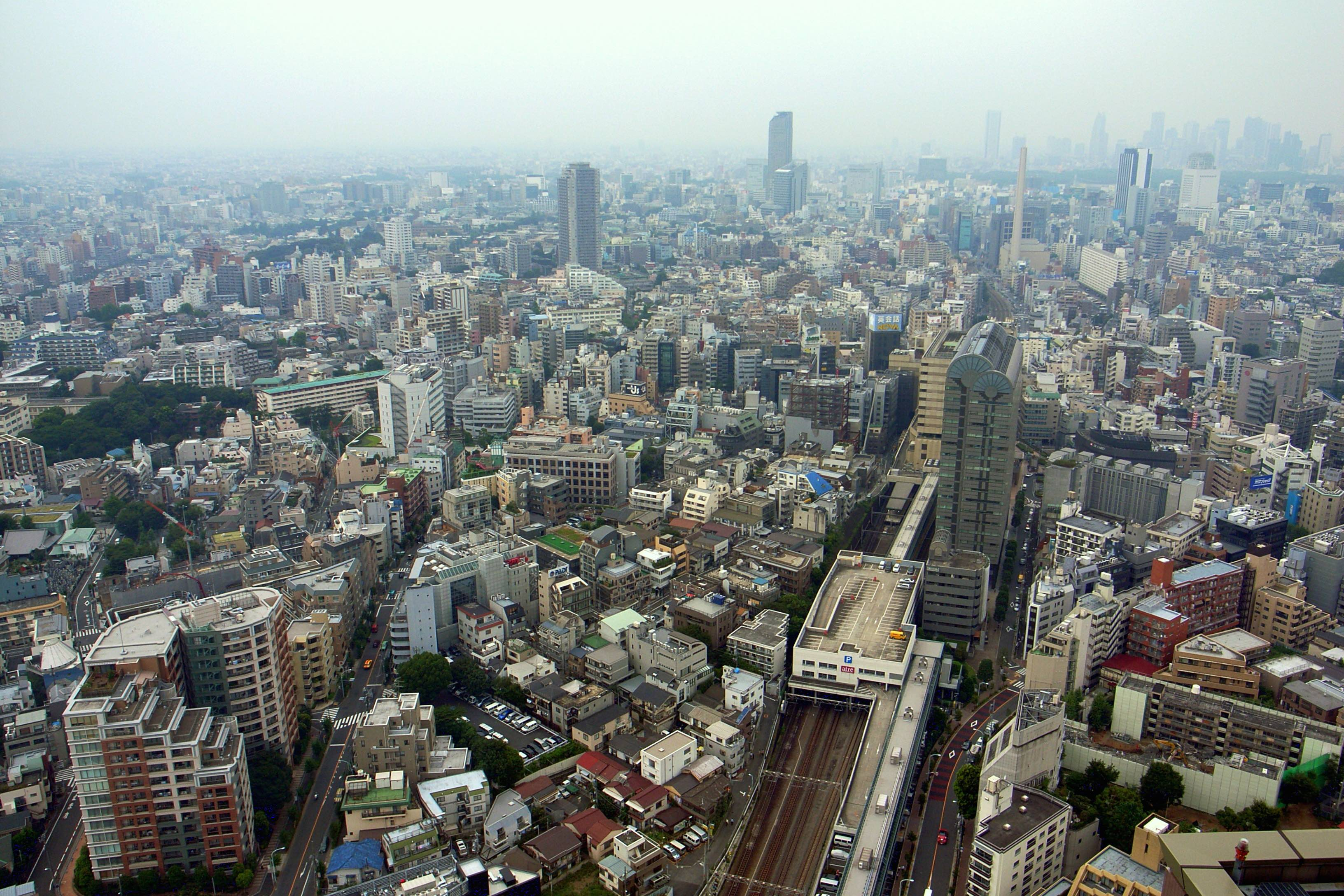 """Ebisu ward in Tokyo, a hot-bed of Japanese- and foreign-led startups, is part of the city's """"crypto alley"""" cluster of blockchain companies."""