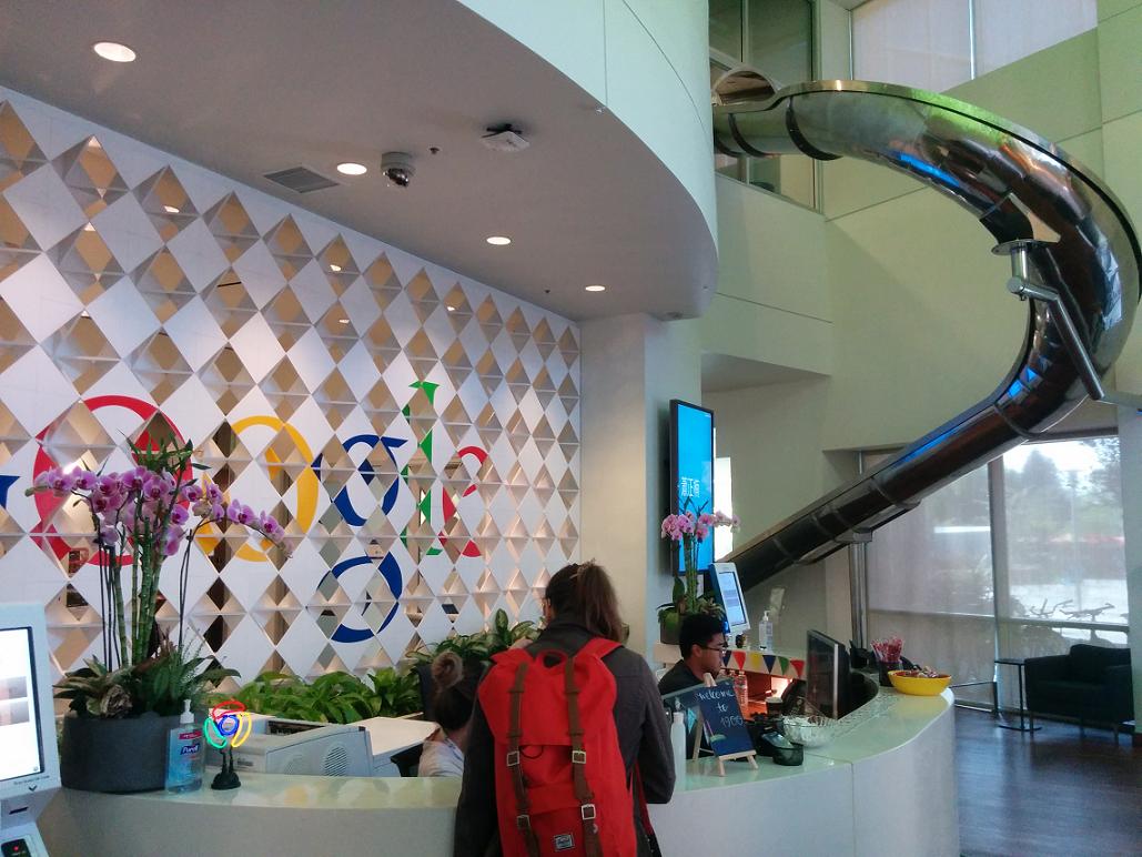 San Francisco Trek - Google office
