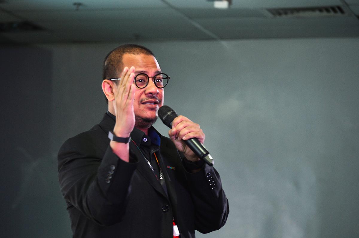 MaGIC CEO・Ashran Dato Ghazi氏