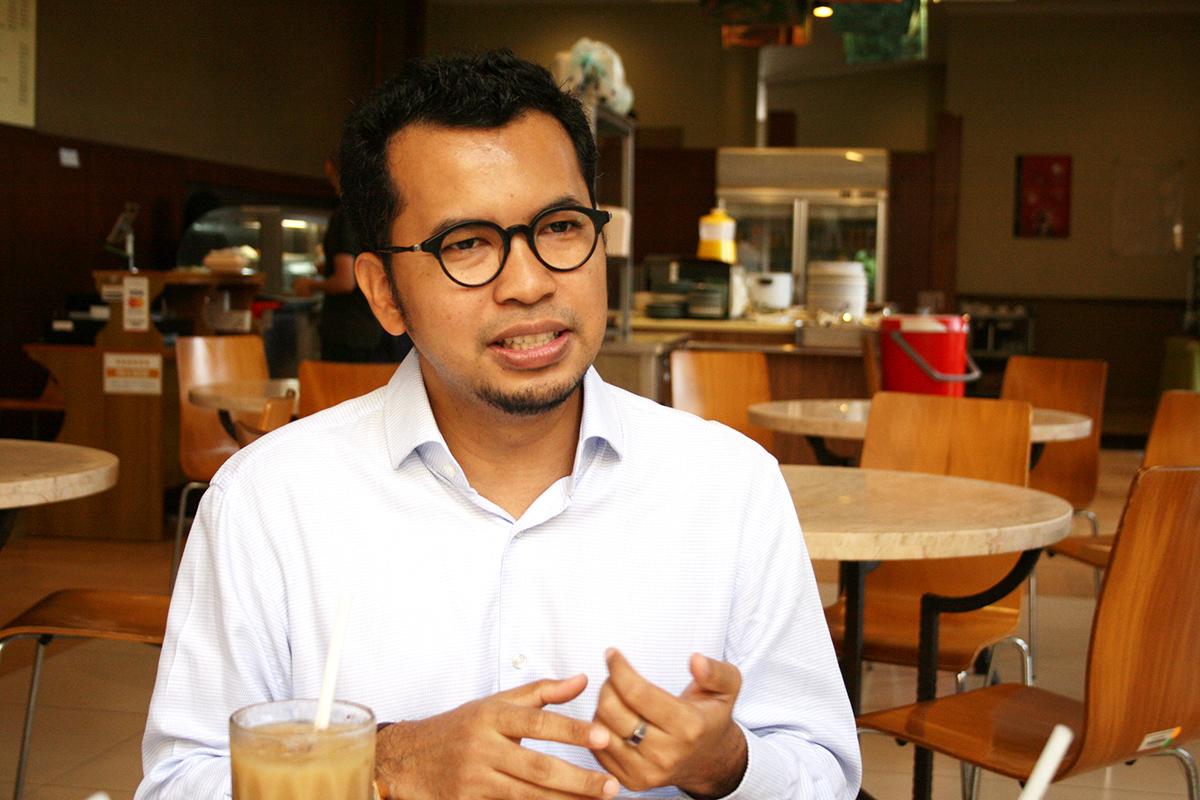 MDEC Digital Economy Specialist・Mohd Atasha bin Alias氏