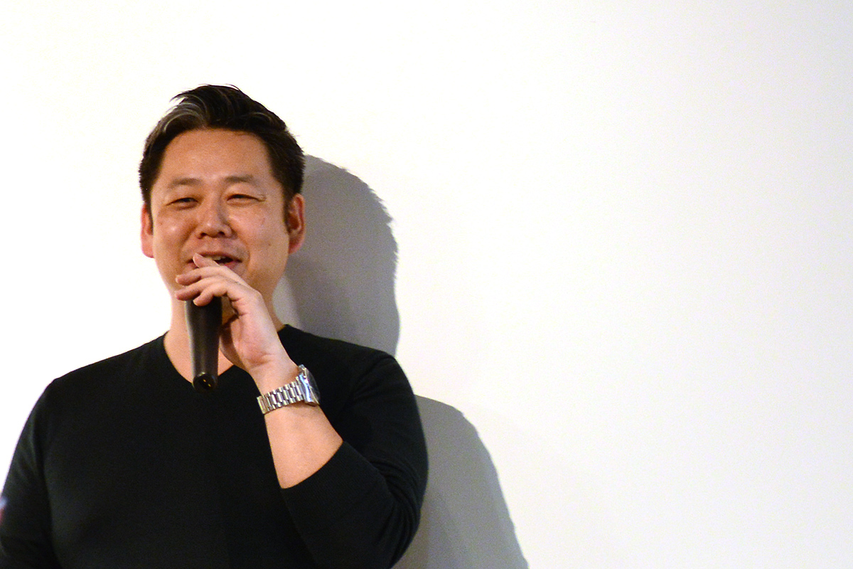 Japan Digital Design株式会社代表取締役CEO・上原高志氏