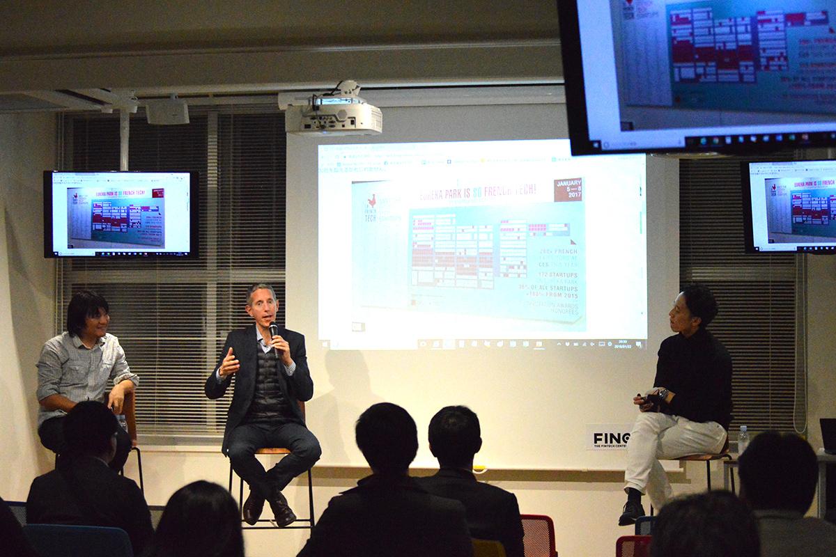 FutuRocket株式会社 CEO&Founder 美谷広海氏、Truffle Venture Capital パートナー マーク・ビヴェンズ氏