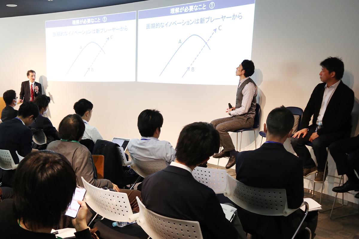 経済産業省 新規事業調整官・石井芳明氏:画期的なイノベーションは新プレーヤーから出てくる