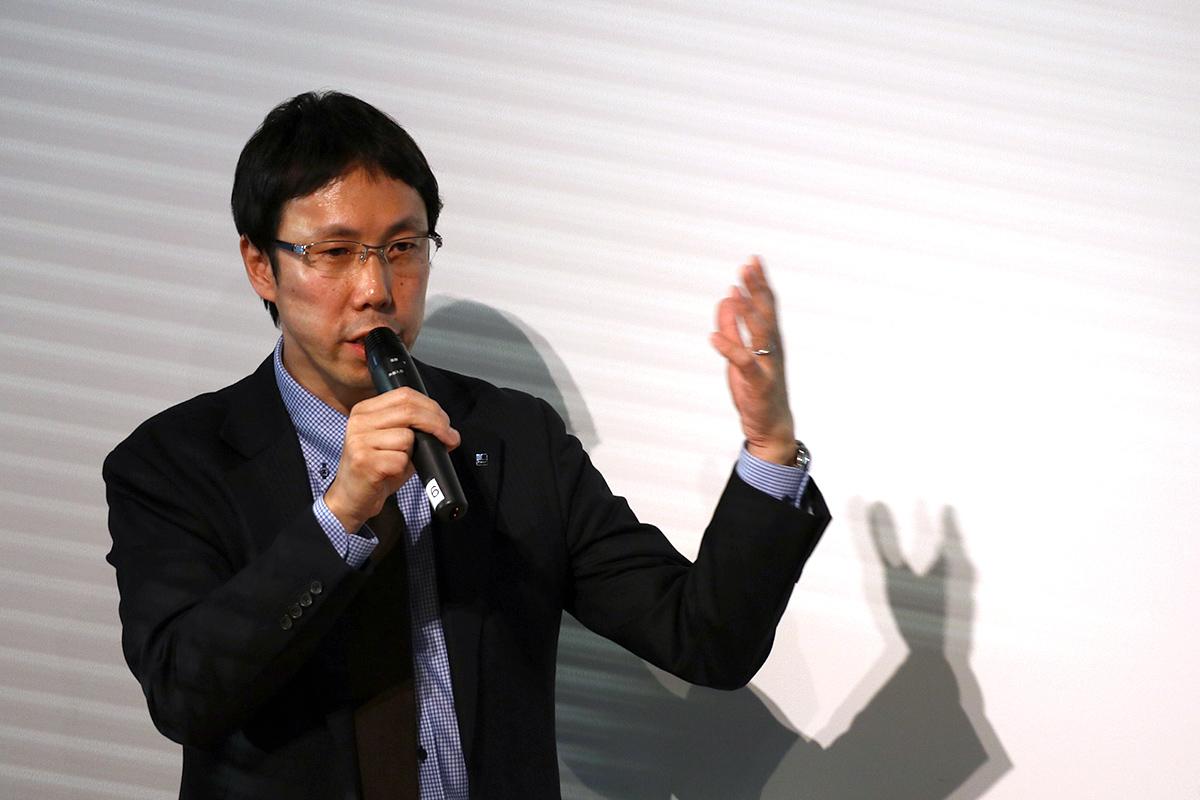 凸版印刷株式会社 経営企画本部 フロンティアビジネスセンター 戦略投資推進室長・朝田大氏