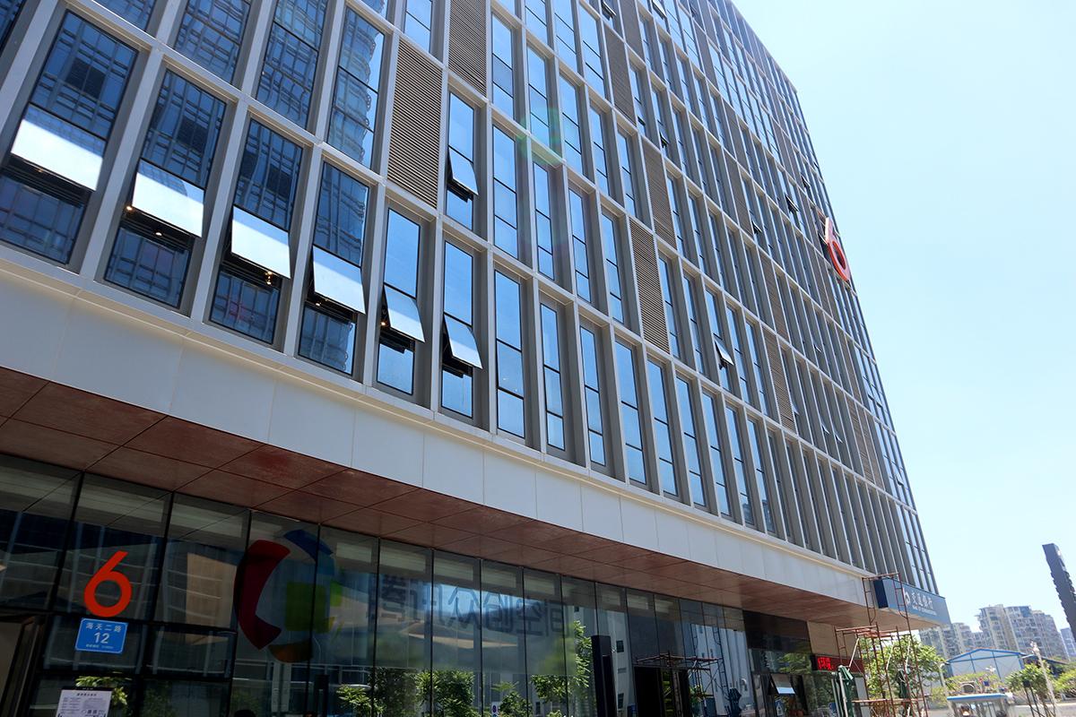 Tencent(テンセント)が手掛けるインキュベーション施設「騰訊衆創空間」