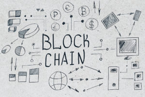 ブロックチェ―ンを使った認証システム