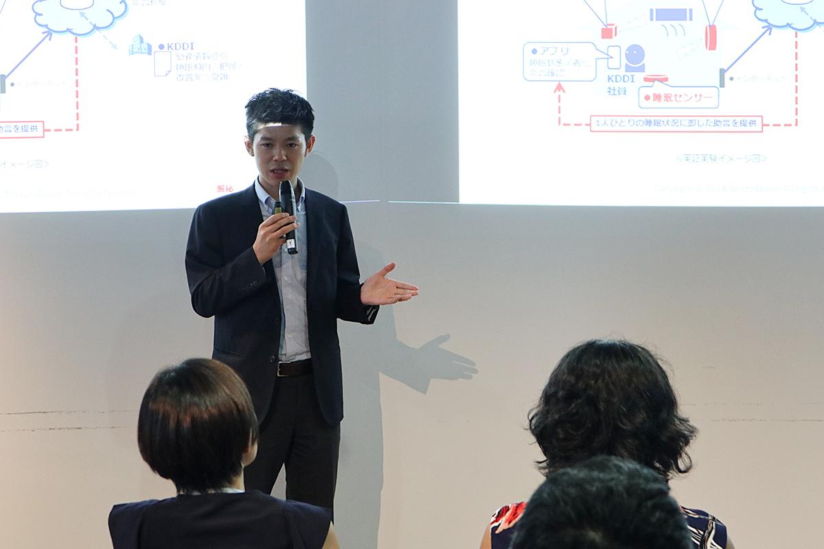 株式会社ニューロスペース 代表取締役社長・小林孝徳氏