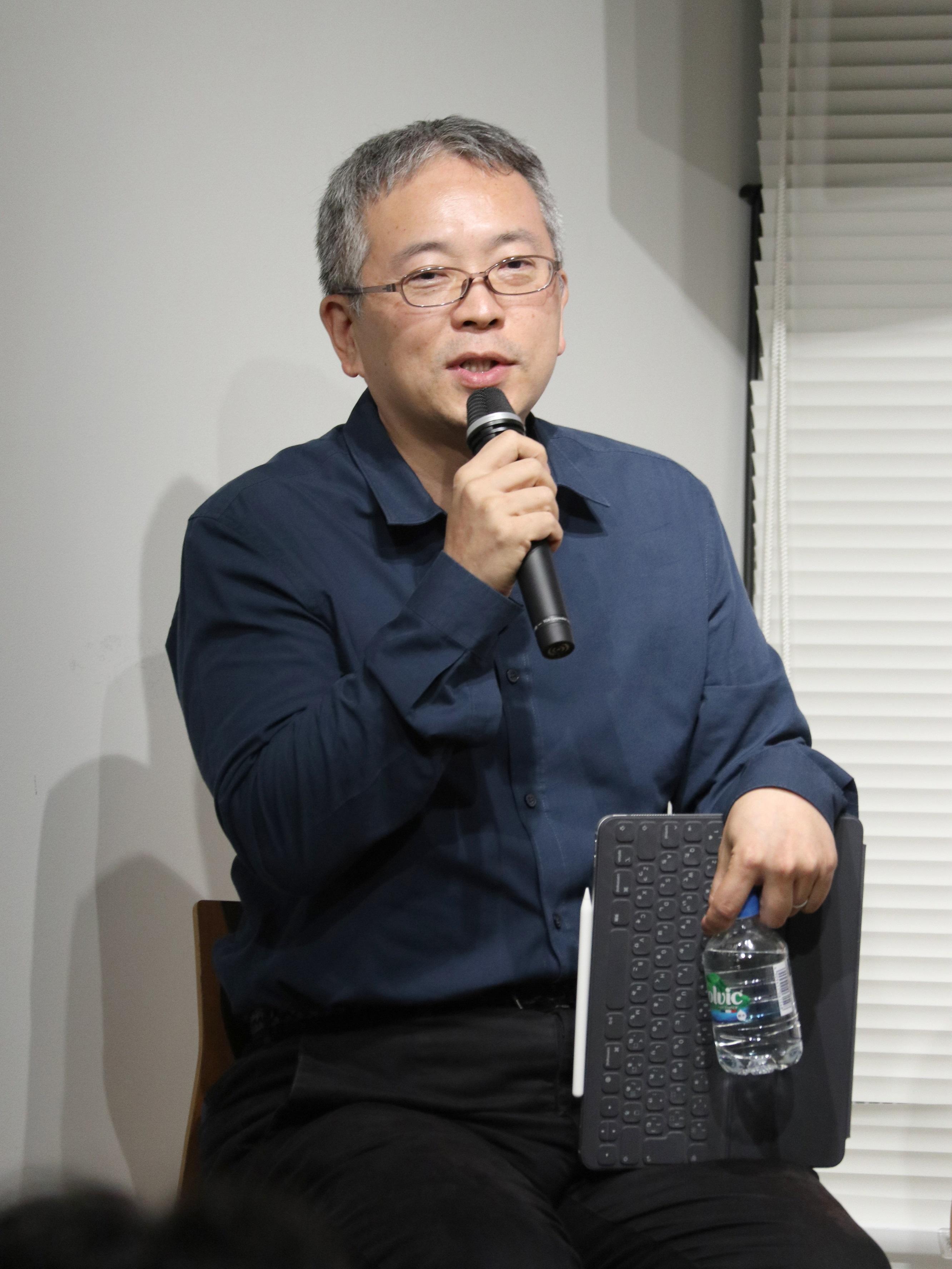 m&s partners Pte. Ltd. Founder/Director 眞下弘和氏