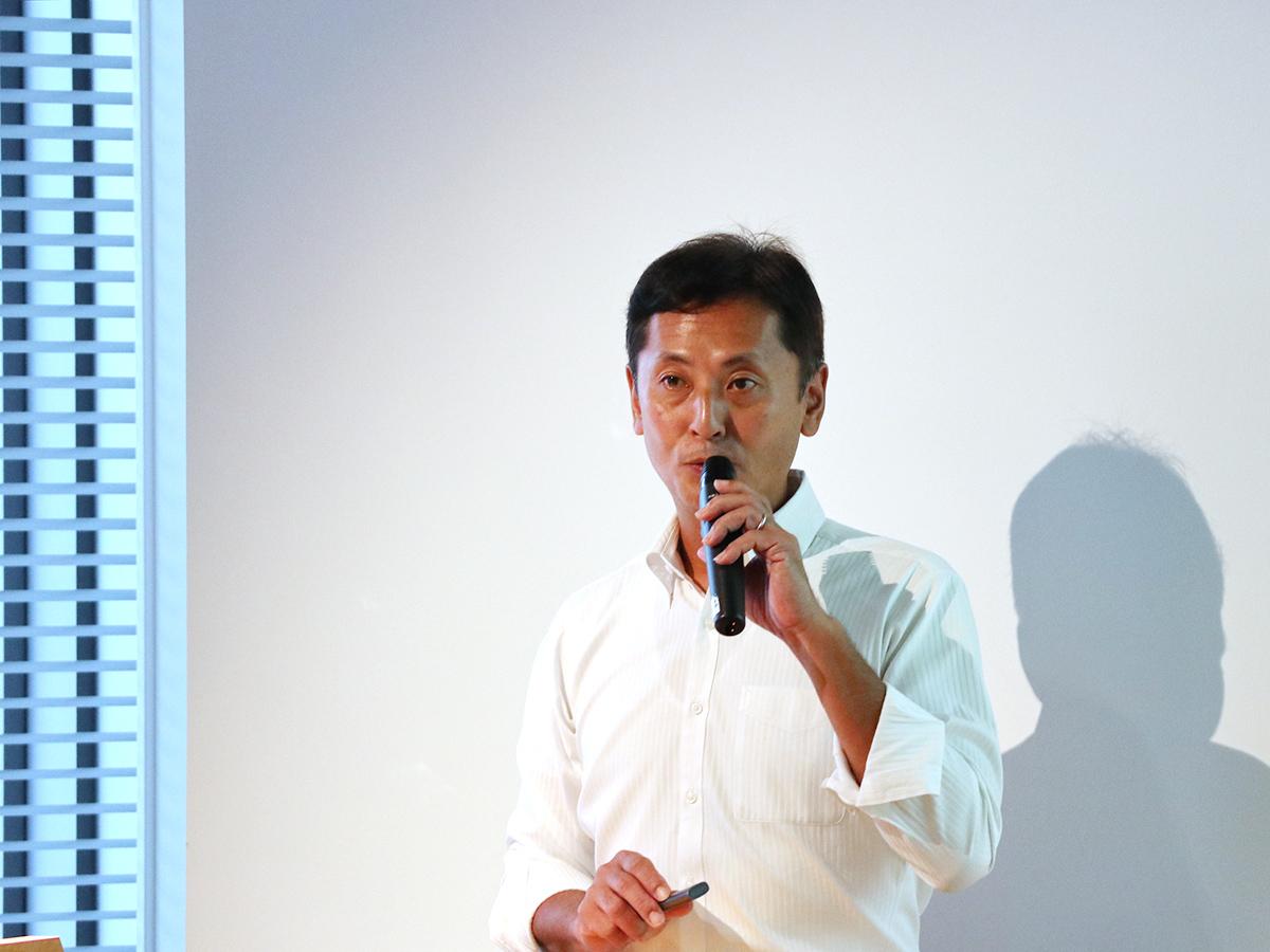 三菱地所株式会社 街ブランド推進部 東京ビジネス開発支援室 シニアパートナー・旦部聡志氏
