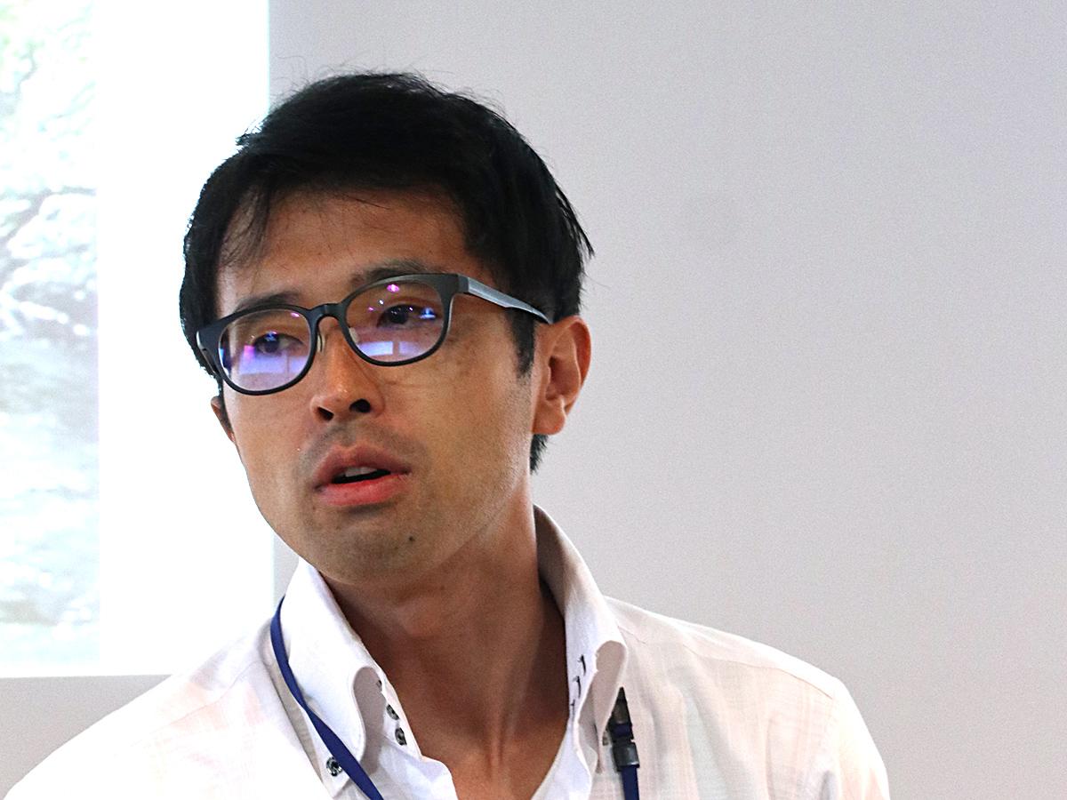 内閣府 知的財産戦略推進事務局 バリューデザイナー・宇津木達郎氏