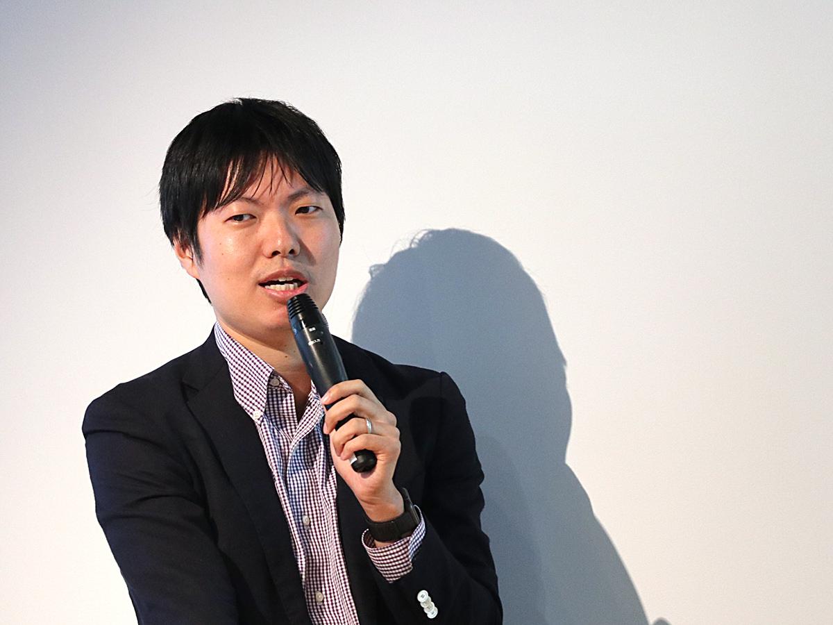 三菱地所株式会社 新事業創造部兼DX推進部 主事・那須井俊之氏